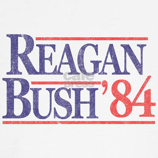 Reagan Bush 1984
