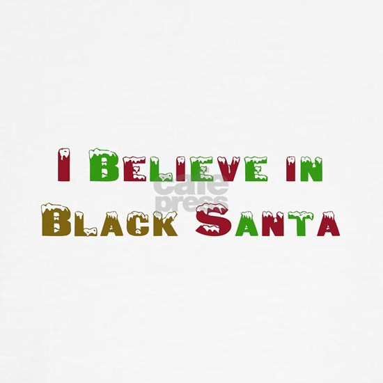 i believe in black santa2