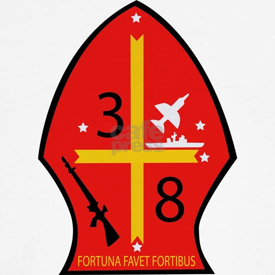 SSI-3RD  BATTALION-8TH MARINE RGT