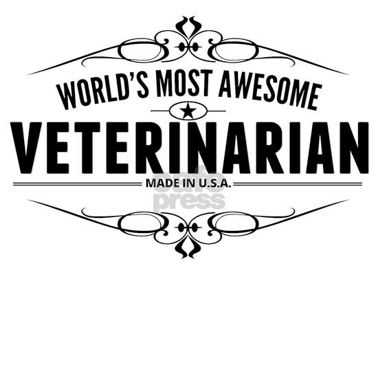 Worlds Most Awesome Veterinarian