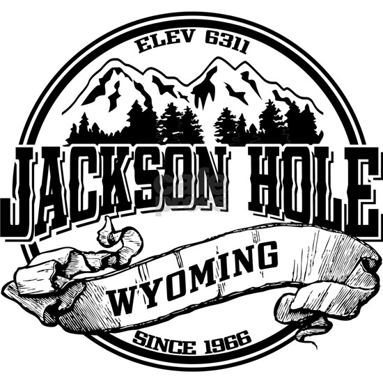 Jackson Hole Old Circle 2 Black