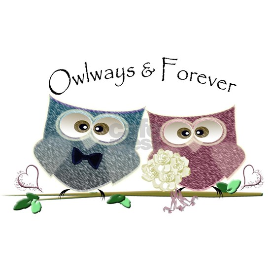 Owlways & Forever Cute Owls art