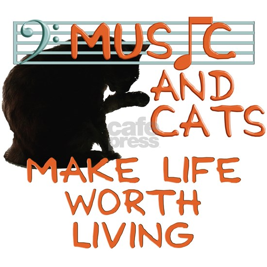 music and cats