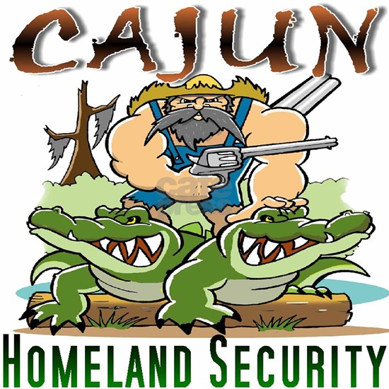 Cajun Homeland Security
