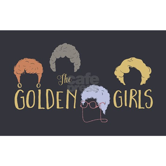 Golden Girls Minimalist