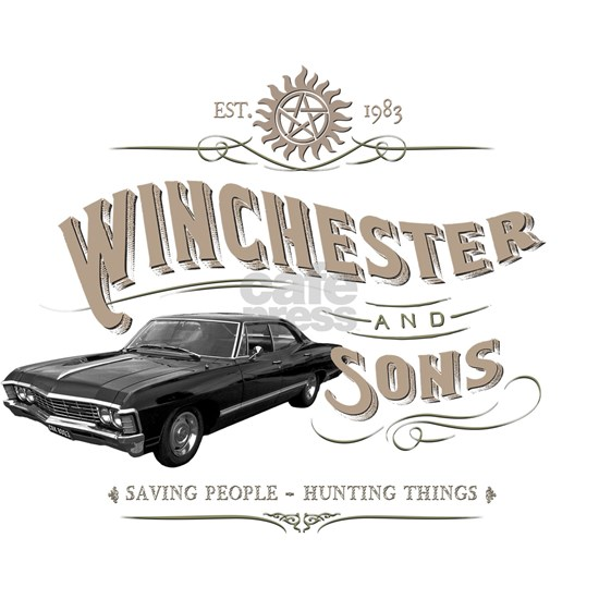 Supernatural - Winchester & Sons mud