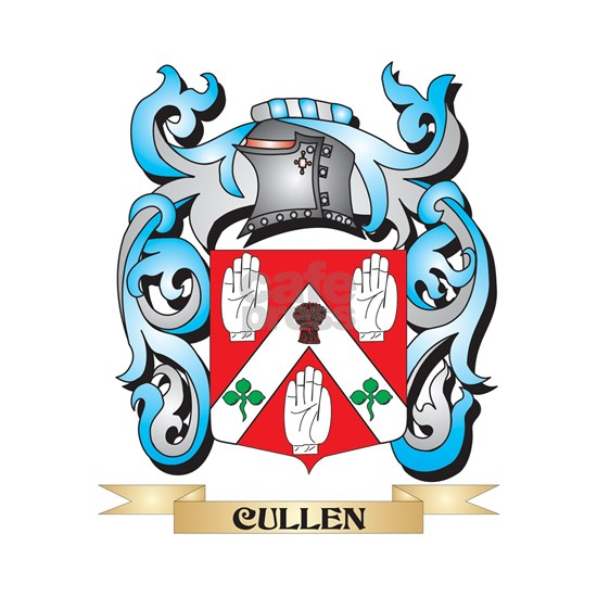 Cullen Coat of Arms - Family Crest
