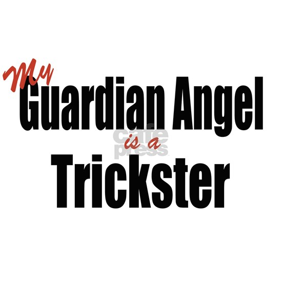 My Guardian Angel Is A Trickster bk
