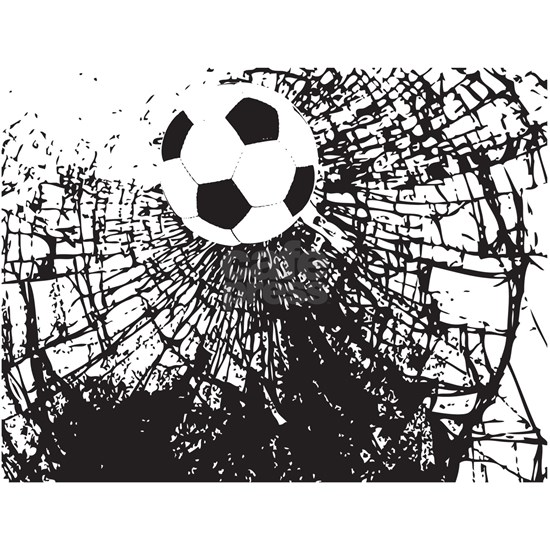 Shattered Glass Ball