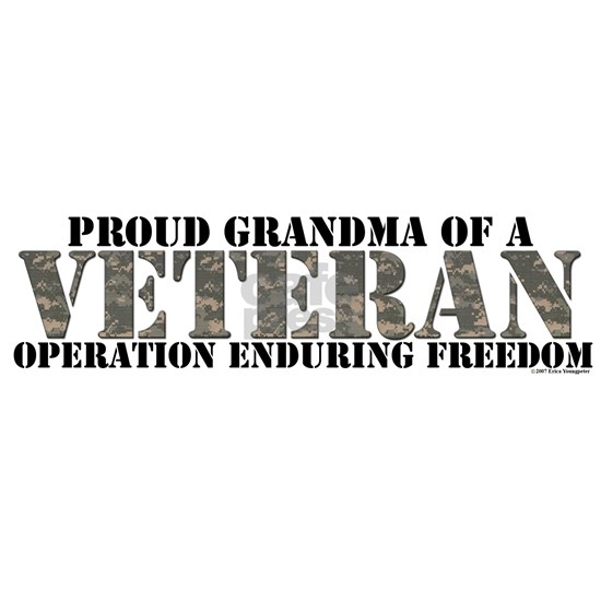 proud grandma of a veteran (afghan) copy