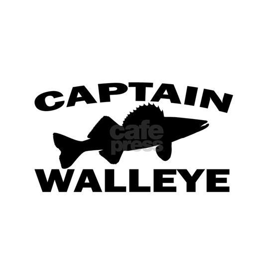 CAPTAIN WALLEYE HAT
