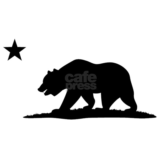 Cali Bear Black