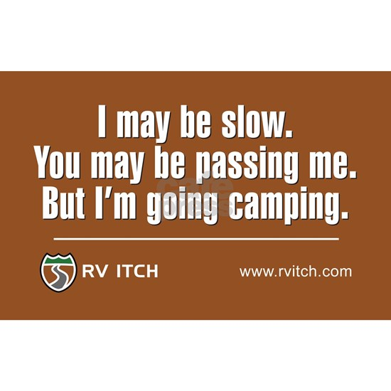 RV Itch, I may be slow