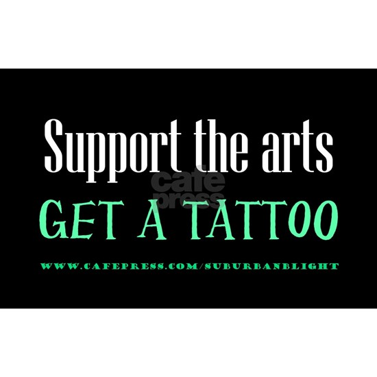 Support the Arts 3.5