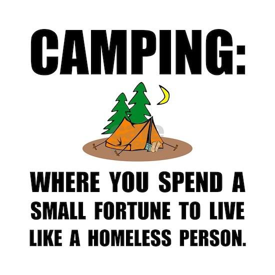 Camping Homeless