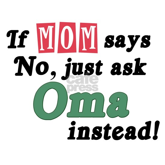 Just Ask Oma!