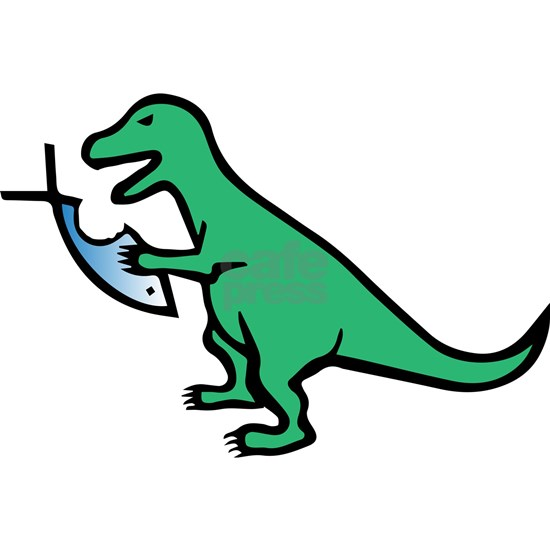 Atheism and T-Rex