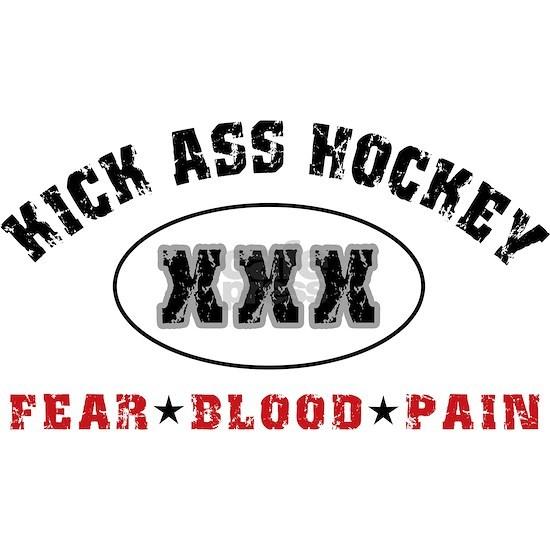 KICK ASS HOCKEY
