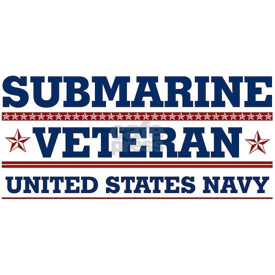 Submarine Veteran: United States Navy