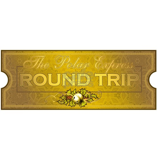 Polar Express - Round Trip Ticket
