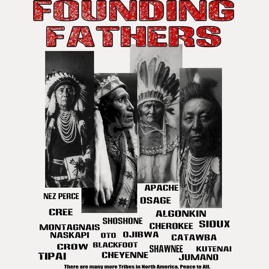 Native American, First Nations (Founding Fathers)
