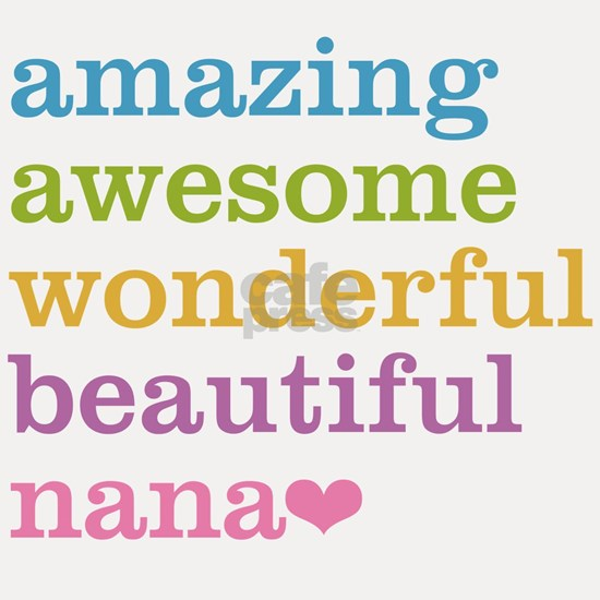 Nana - Amazing Awesome
