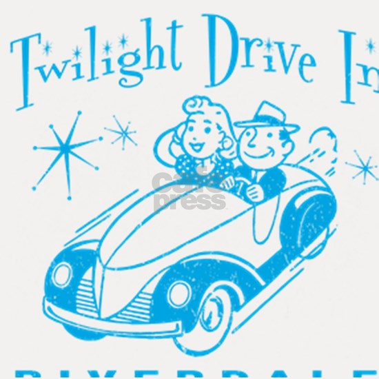 Twilight Drive In Riverdale Distressed