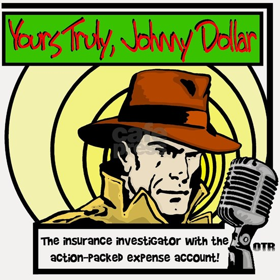 Yours Truly Johnny Dollar color