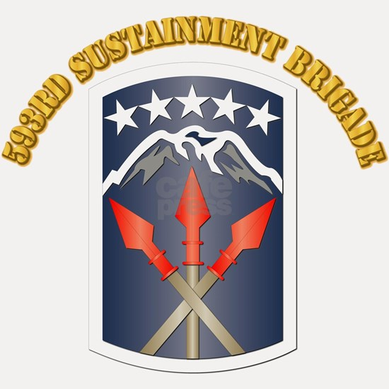 SSI - Sustainment Brigade with text