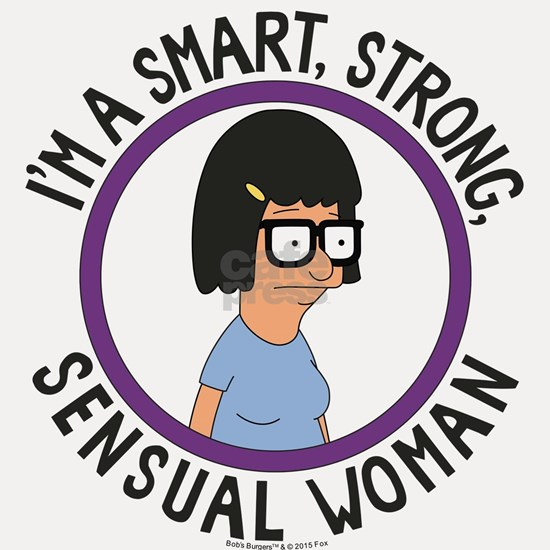 Bob's Burgers Tina Sensual Woman Light