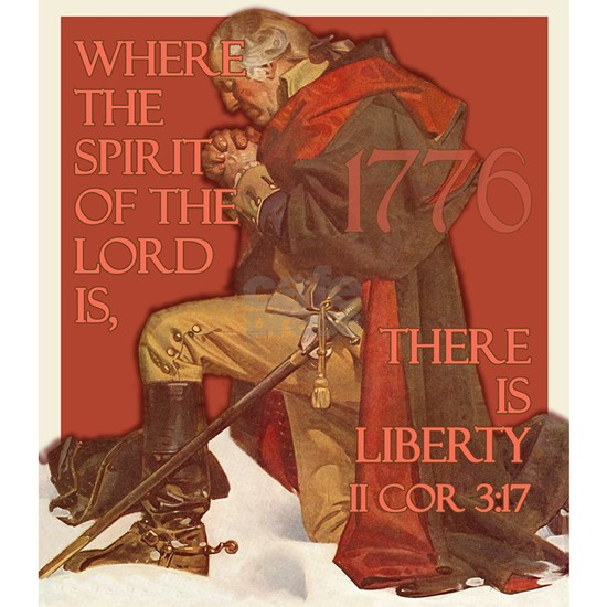 Washington There is Liberty