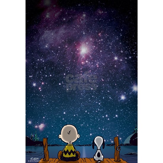 Snoopy and Charlie Brown - Spaced Out