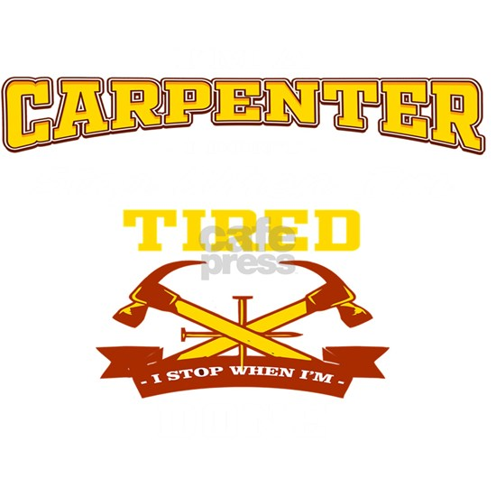 Carpenter carpentry artisan woodwork builder gift