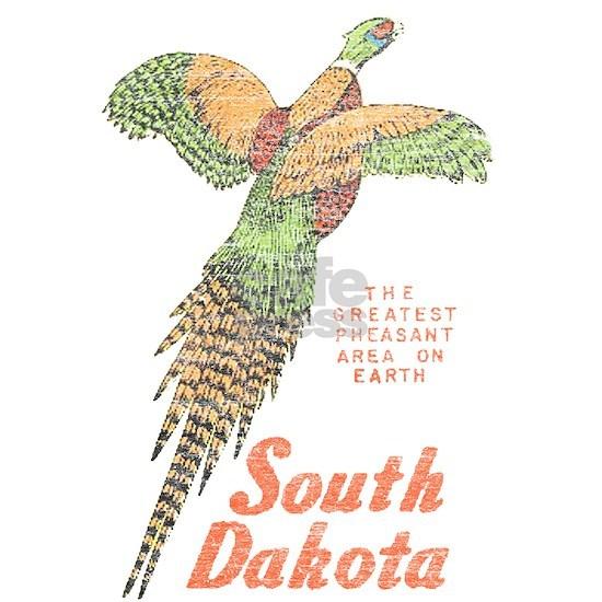 Vintage South Dakota Pheasant