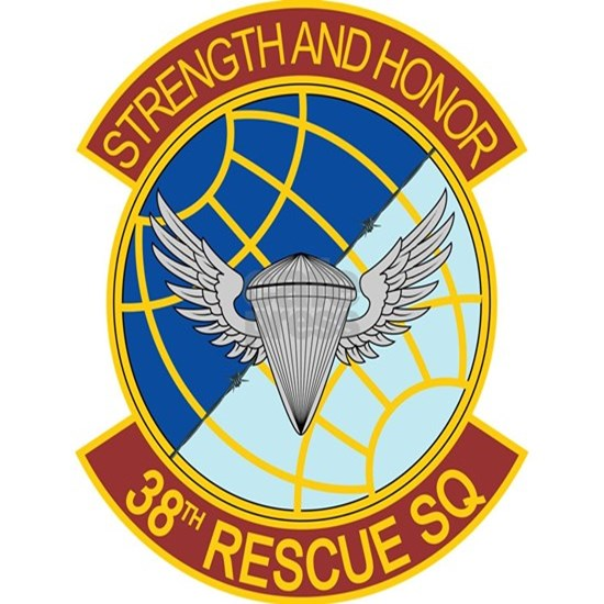 38th Rescue Squadron - Strength and Honor