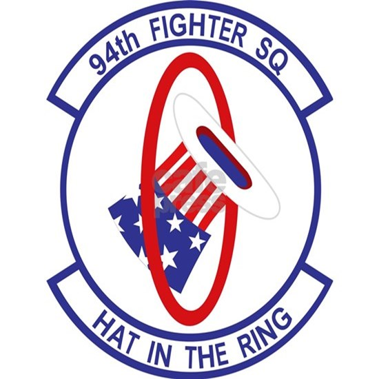 94th Fighter Squadron - Hat In The Ring