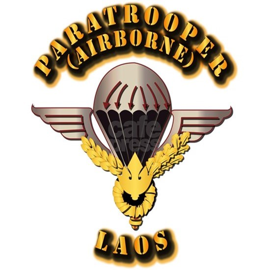 T-Shirt - Laos - Basic Airborne