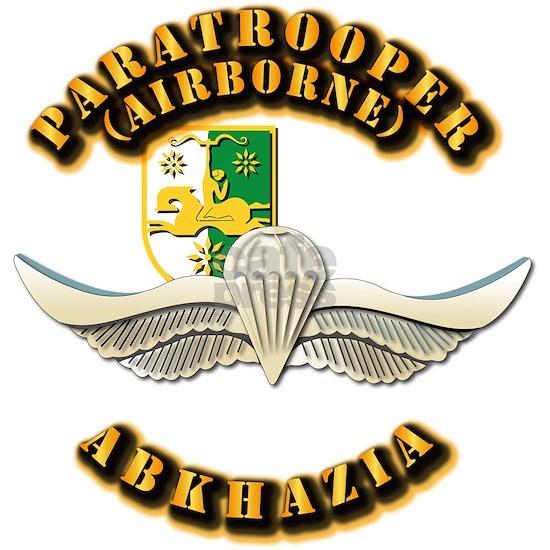 T-Shirt - Abkhazia - Basic Airborne