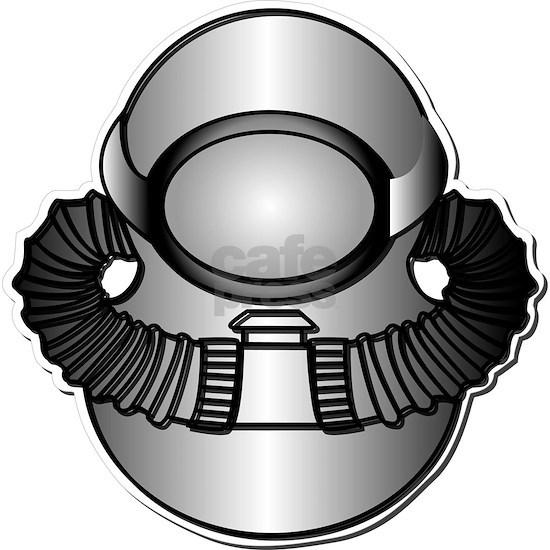 T-Shirt - Army - Diver - SCUBA - wo Txt