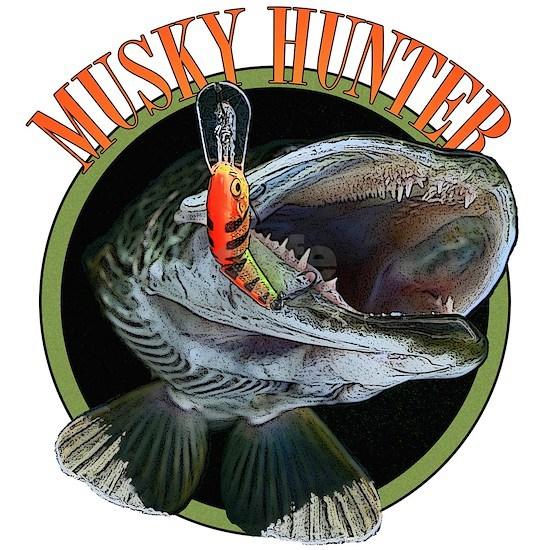 Musky hunter 8