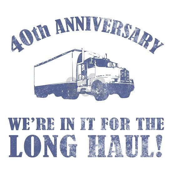 40th Anniversary Humor (Long Haul)