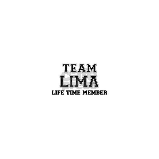 Team LIMA, life time member
