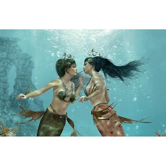 Friendly Mermaids
