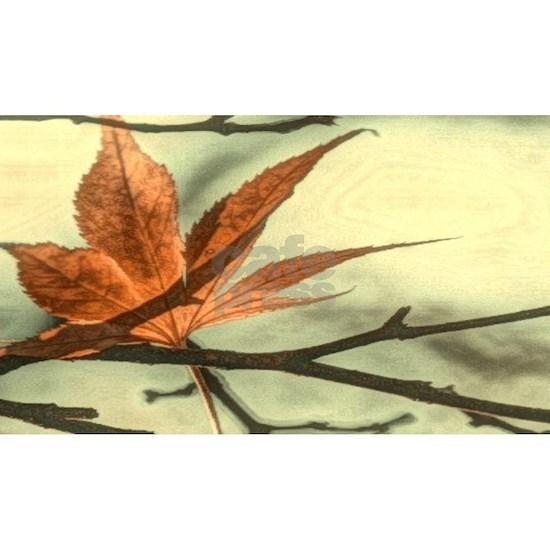 autumn maple leaves fall decor