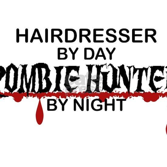 Hairdresser Zombie Hunter