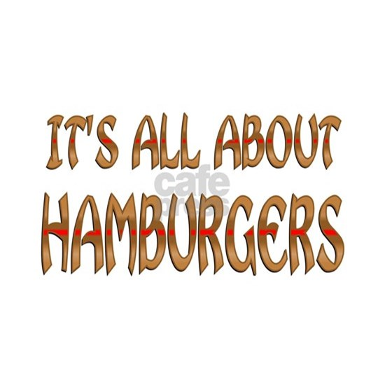 All About Hamburgers