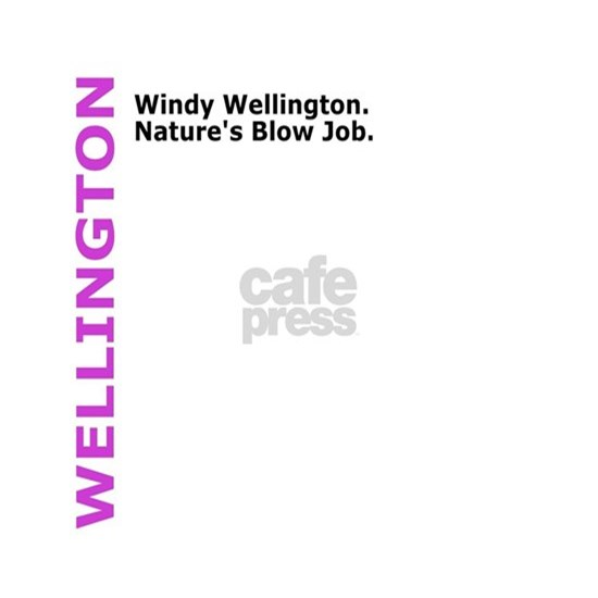 Windy Wellington: Natures Blow Job