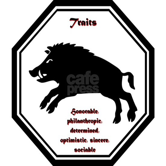 Year of the Boar - Traits