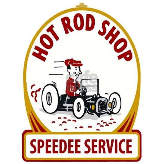 Hot Rod Shop