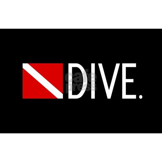 Diving: Diving Flag & Dive.